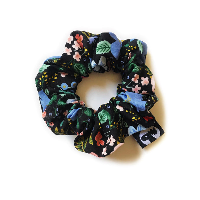 Wooly Maple x Spruce Moose Scrunchie - Wild Rose