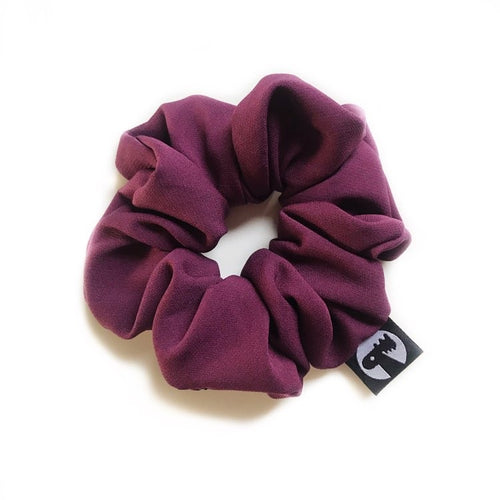 LAST CALL! Scrunchie - Eggplant