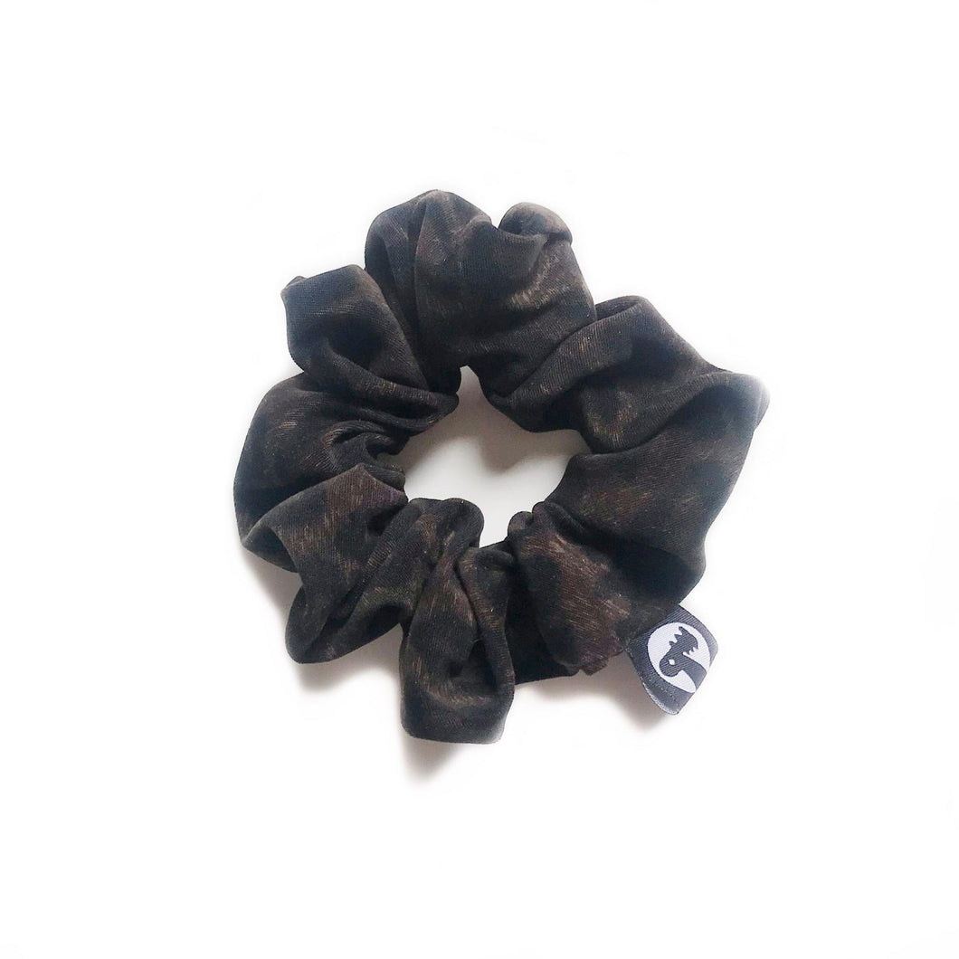 LAST CALL! Scrunchie - Chocolate Cheetah