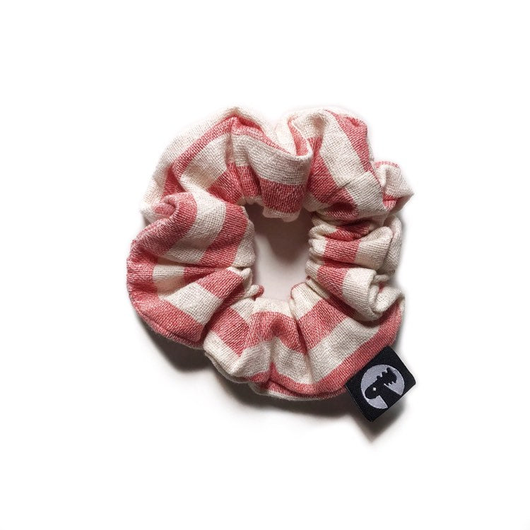 NEW! Scrunchie - Beach Babe Linen