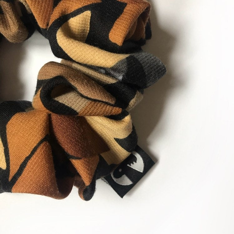 Scrunchie Single - Earth Tones