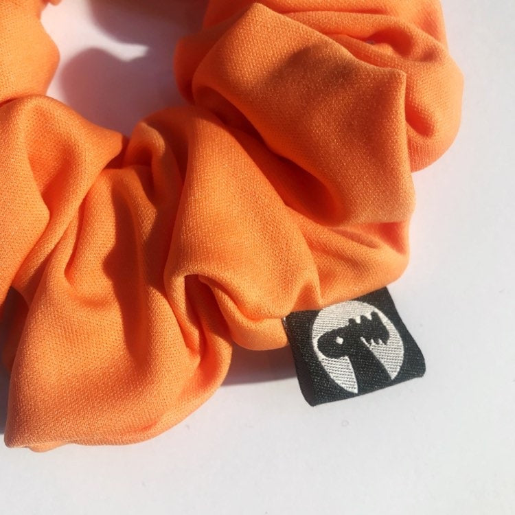 Scrunchie Single - Creamsicle