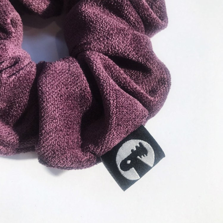 Scrunchie Single - Plush Purple