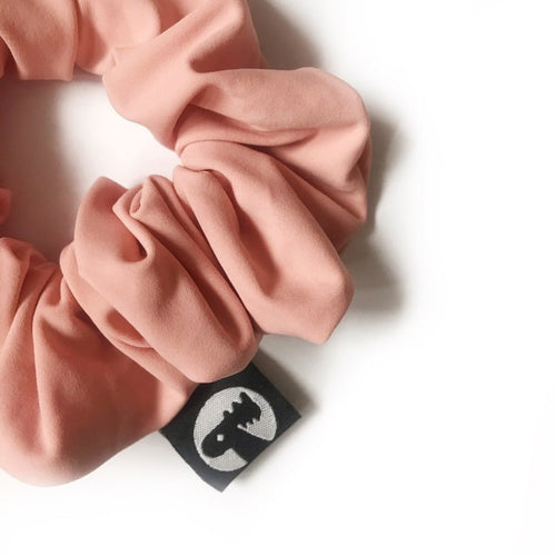 Scrunchie Single - Blush
