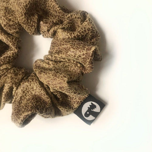 Scrunchie Single - Faded Leather
