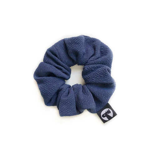 NEW! Scrunchie - Cornflower Blue