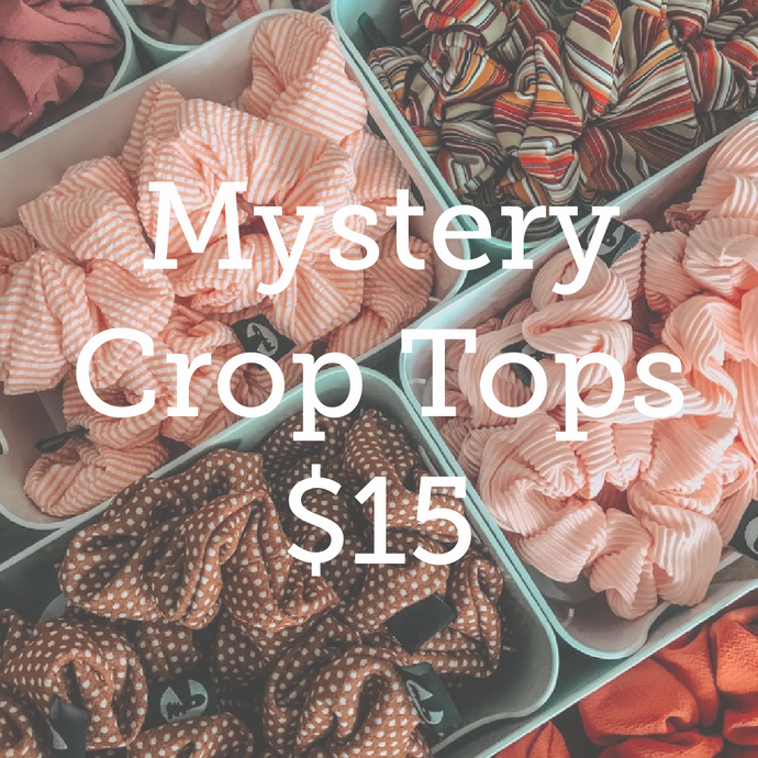 Mystery Crop Top - Women's