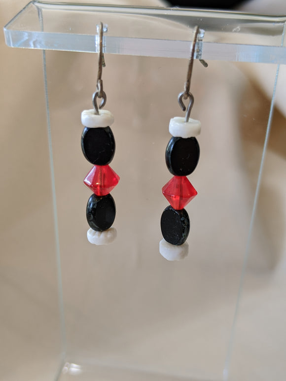 Panther Pride Earrings