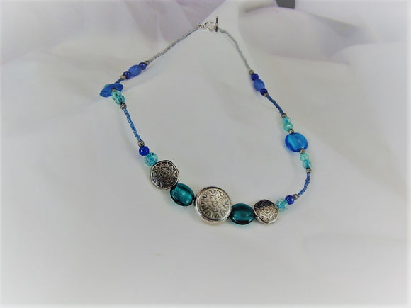 Southwestern Costume Necklace