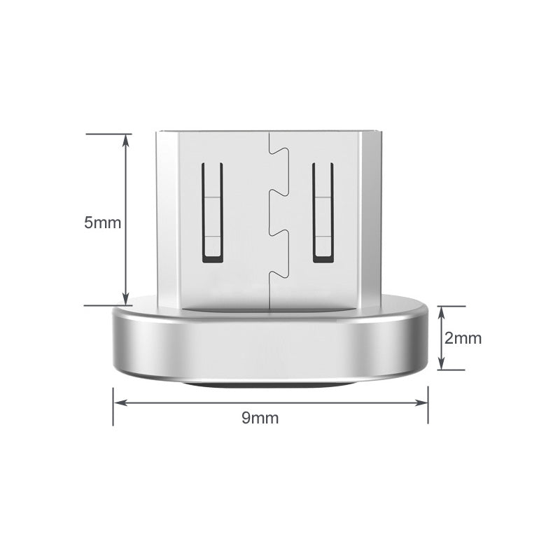 Micro USB Plug For WSKEN Mini 1 & Mini 2 Magnetic Cable