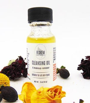 Sample - Facial Oil Cleanser - R. Drew Naturals