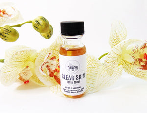 Sample - Clear Skin Facial Toner - R. Drew Naturals