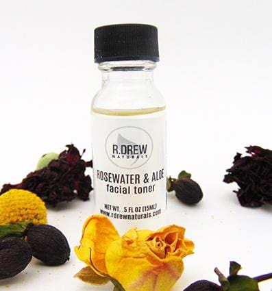 Rosewater & Aloe Toner Sample