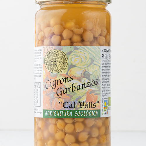 Garbanzos (450g)