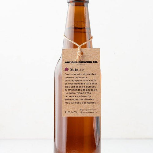Antigua Brewing Co - Xute Pale Ale