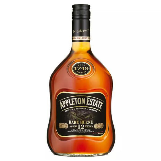 Ron Appleton Rare Blend 12 Years 750 ml-Vinexa