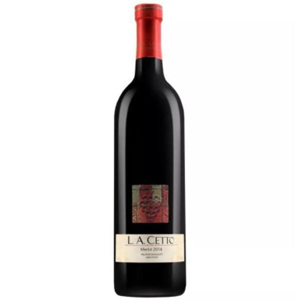 Vino Tinto L.A. Cetto Merlot 750 ml-Vinexa