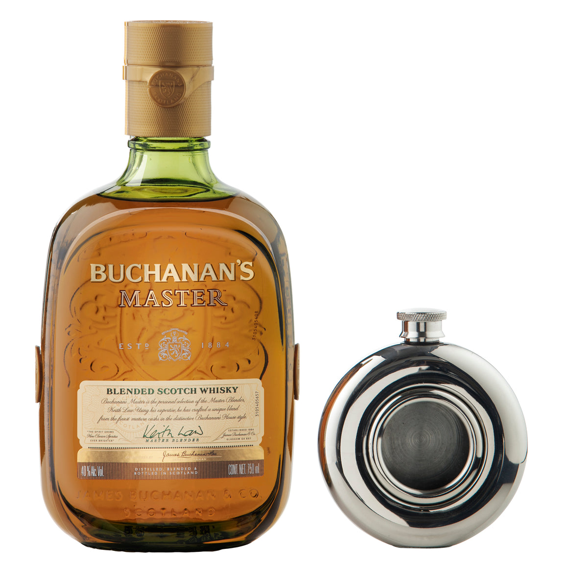 Whisky Buchanan's Master 750 ml + Anforita