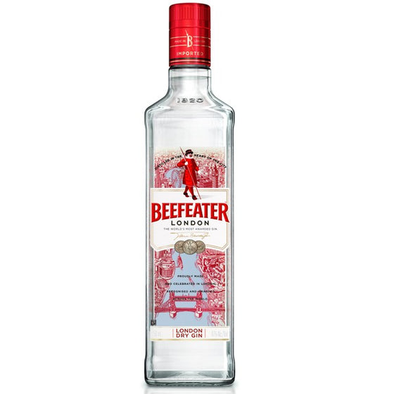 Ginebra Beefeater 750 ml-Vinexa
