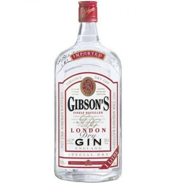 Ginebra Gibson's London Dry 700 ml-Vinexa