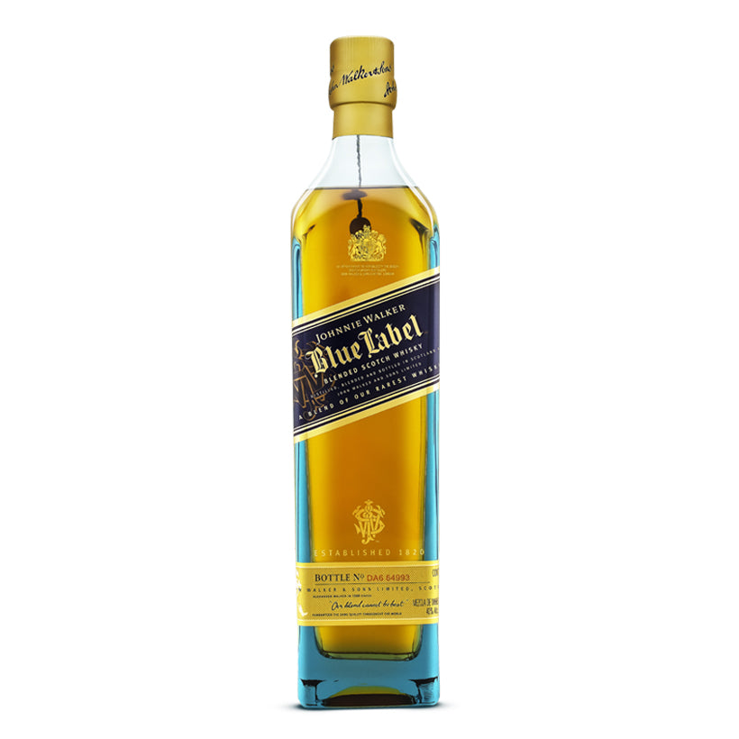 Whisky Johnnie Walker Etiqueta Azul 750 ml