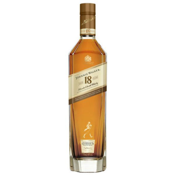 Whisky Johnnie Walker 18 años 750 ml-Vinexa