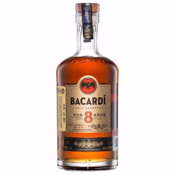 Ron Bacardí 8 700 ml-Vinexa