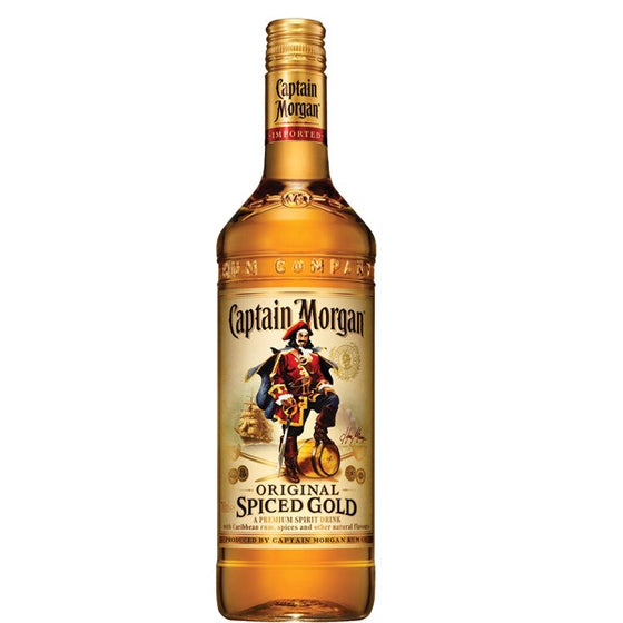 Ron Captain Morgan Spiced 700 ml-Vinexa