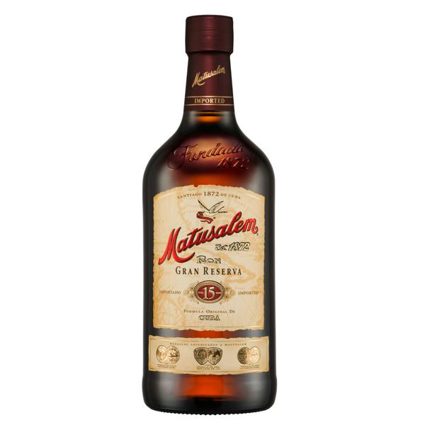 Ron Matusalem 15 Gran Reserva 750 ml-Vinexa