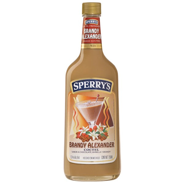 Coctel Sperrys Brandy Alexander 750 ml-Vinexa