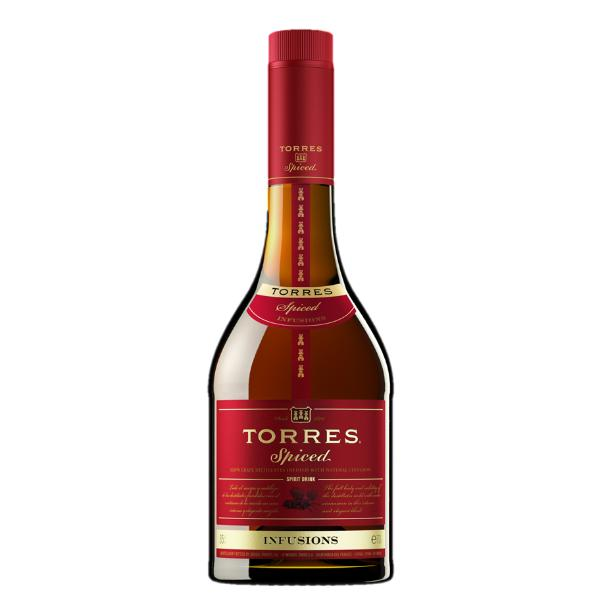 Brandy Torres Spiced 700 ml-Vinexa