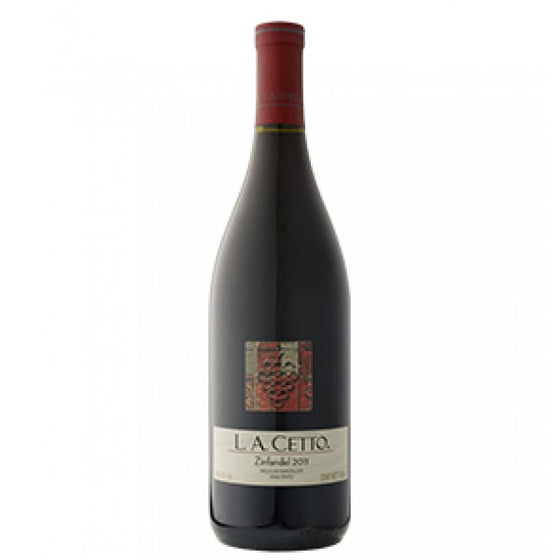 Vino Tinto L.A. Cetto Zinfandel 750 ml-Vinexa