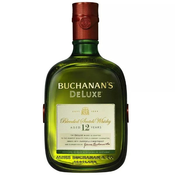 Whisky Buchanans 12 Años 1000 ml-Vinexa