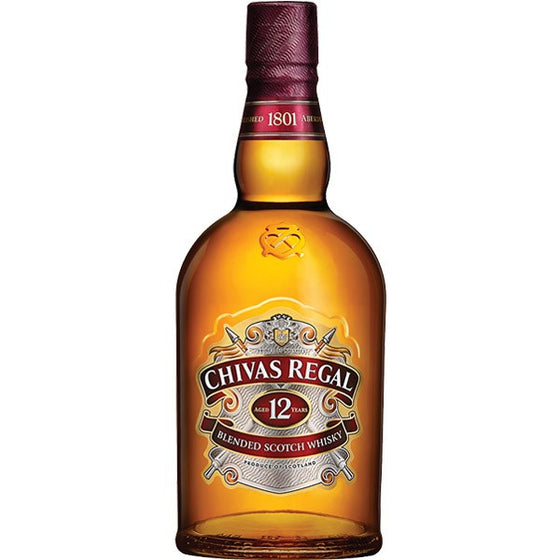Whisky Chivas Regal 12 Años 750 ml-Vinexa