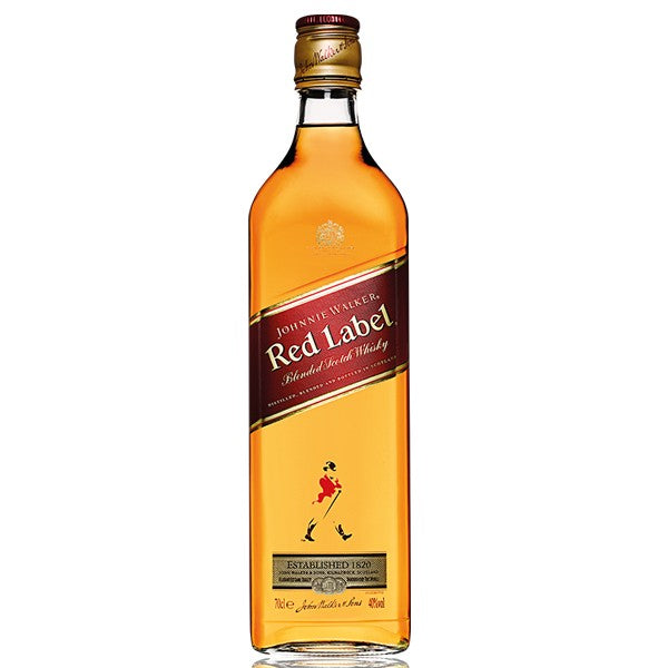 Whisky Johnnie Walker Etiqueta Roja 750 ml-Vinexa