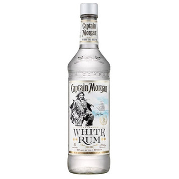 Ron Blanco Captain Morgan White 750 ml-Vinexa
