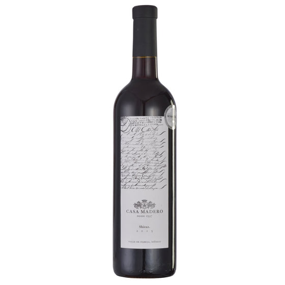Vino Tinto Casa Madero Shiraz 750 ml-Vinexa