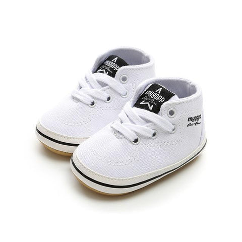 Army Style Baby Shoes-Baby Boys-KidsDoFashion