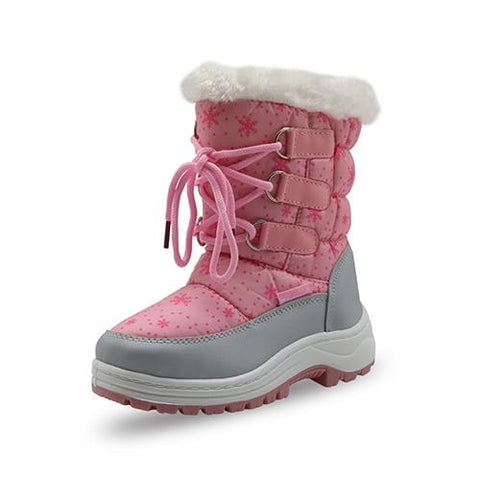 Below Zero Snow Boots-Girls-KidsDoFashion