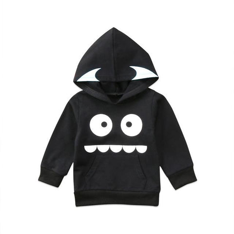 Cartoon Long Sleeve Top-Baby Boys-KidsDoFashion