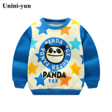 Cool Cartoon Long Sleeve Top-Boys-KidsDoFashion