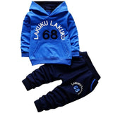 Cool Long Sleeve Hoodies Sets-Boys-KidsDoFashion