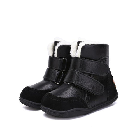 Cozy Winter Boots-Girls-KidsDoFashion