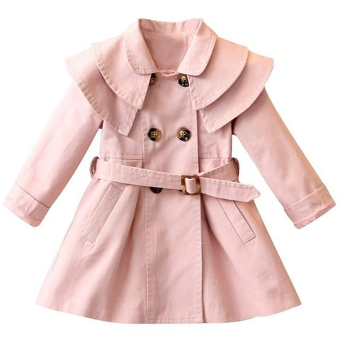 Cute Girls Jacket-Girls-KidsDoFashion