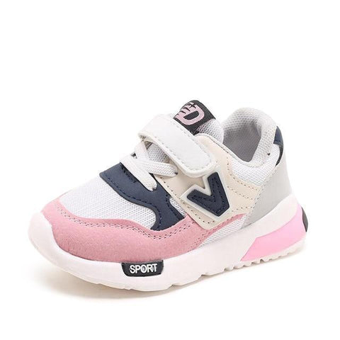 Sporty little Sneakers-Girls-KidsDoFashion