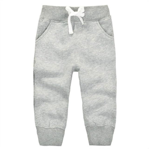 Warm Colorful Pants-Boys-KidsDoFashion
