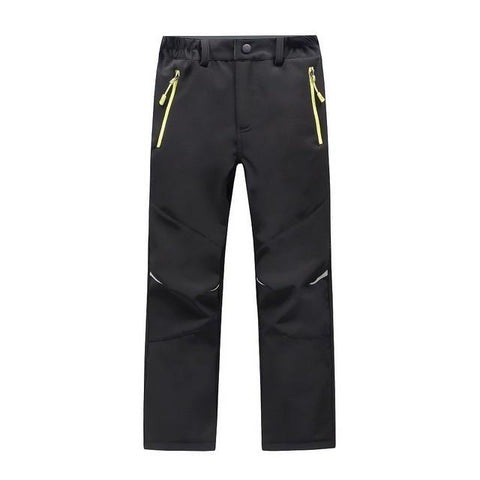 Waterproof Boys Warm Trousers-Boys-KidsDoFashion