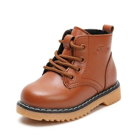 Winter Ankle Boots-Boys-KidsDoFashion