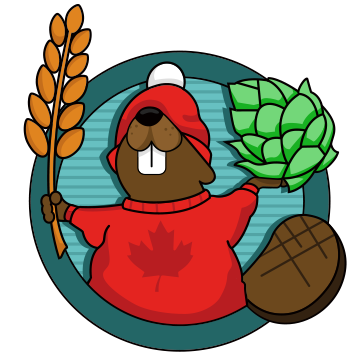 Canuck Homebrew Supply Barley Logo