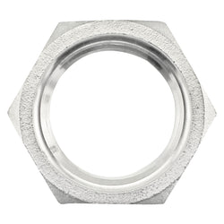 "1 1/4"" NPS Stainless Steel Lock Nut"